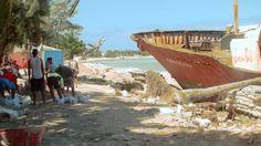 Cena de 'Carta de amor a uma ilha', de Lulu DeBoer, Kiribati. Imagem: reprodução