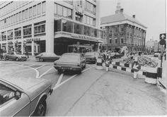 Grote markt Groningen 1977