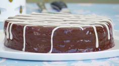 This Schichttorte recipe is a German cake with twenty layers, and was featured as the technical challenge in the Great British Baking Show on PBS.