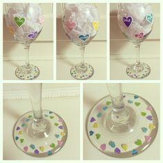 Valentine Wine Glass https://www.etsy.com/shop/buttonwoodboutique