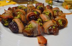 Bacon Wrapped Dates_Platter