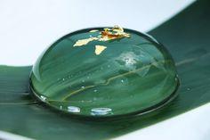 how to make Water Drop Shingen Mochi | COOKPAD