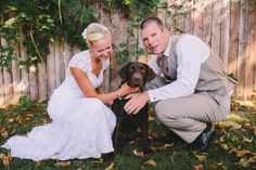 Vineyard Wedding, Pyrenees Vineyard, Hurtienne Photography, Oregon Wedding Photographers, first look, bride and groom, Pose for Bride and Groom, Vintage Wedding Dress, Couples, dog, wedding with dog, puppy