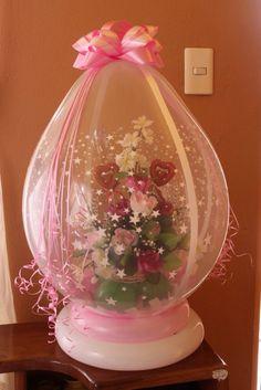 Pin by Isabel Gutierrez on Stuff Balloons in 2019 Valentines Balloons, Birthday Balloons, Valentines Diy, Balloon Crafts, Balloon Gift, Balloon Flowers, Balloon Bouquet, Balloon Arrangements, Flower Arrangements
