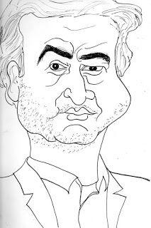 CARICATURAS DELBOY: JOHN BELUSHI