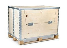 RePak (Plywood Boxes) REPAK (PLYWOOD BOXES)  Nefab RePak is a reusable packaging solution recommended for heavy or bulky goods. The combination of plywood and steel profiles creates a strong and rigid packaging solution that is light weight and easy to handle.