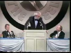 You have to check out Foster Brooks if you haven't. He's a hilarious comedian who pretends to be drunk. LOL