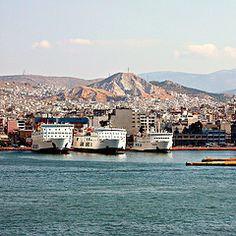 a Bohemian seaside city, also major port that knows how to have a great time #Piraeus