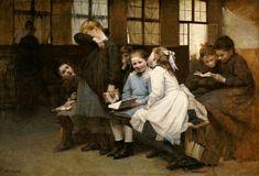 TRUPHEME Auguste Joseph (French, 1836-1898) In Detention. - Pictify - your social art network