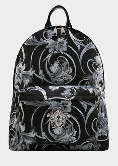 Barocco Printed Palazzo Backpack