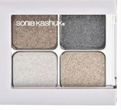 Love me some quality eyeshadow palettes. This one I found at Target from Sonia Kashuk. You apply with your fingers and it adds intense sparkle ; Makeup Geek, Beauty Makeup, Eye Makeup, Hair Beauty, Makeup Tips, Creamy Eyeshadow, Eyeshadow Dupes, Cosmetics 3d