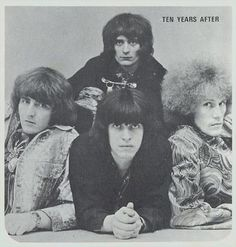 """Ten Years After - """" Two Time Mama """". http://ramrock.wordpress.com/2014/09/02/ten-years-after-two-time-mama/"""