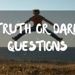 Truth or dare is the classic party game of embarrassment. A group of people take turns asking each other \\ Fun Dares, Truth Or Truth Questions, Truth And Dare, Party Games, Have Fun, Ann Summers, Group, This Or That Questions, Classic