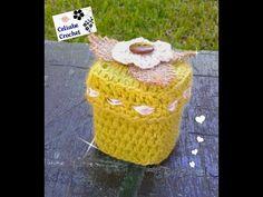 Souvenir caja estuche a crochet cuadrado endurecido boda - YouTube Lunch Box, Crochet Hats, Wedding, Ideas Para, Youtube, How To Knit, Sachets, Crates, Crocheting