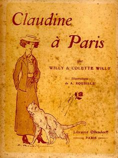 Claudine À Paris Willy ET Colette Willy | eBay
