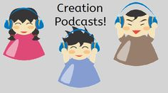 6+ Creation Podcasts and how to listen on your android device