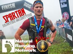 """Hunter McIntyre- The Sheriff of Obstacle Course Racing 11/14 by The Natural Running Network Live 