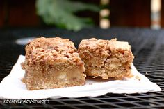 Blonde Toffee Bars. Can't wait to try this recipe from Lovin' from the Oven