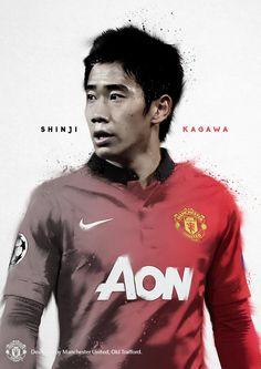 Twitter / ManUtd: Happy birthday, Shinji Kagawa. ...