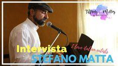 """Stefano Matta per """"I Love Italian Artists"""": video intervista a un cantautore sardo"""