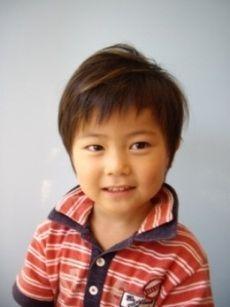 子供の髪型|キッズヘアーカタログ【よっしーの畑】