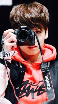 Bts jungkook member of bts he looks like a baby !
