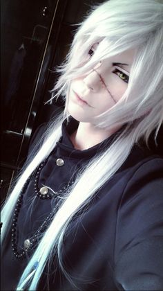 Undertaker (Masamune L) | Kuroshitsuji #anime #cosplay