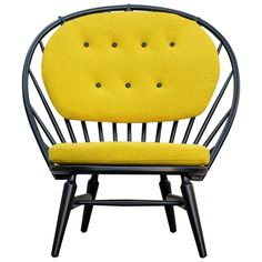 Shop lounge chairs and other antique and modern chairs and seating from the world's best furniture dealers. Accent Chairs Under 100, Accent Chairs For Living Room, Eames Chairs, Bar Chairs, Lounge Chairs, Art Nouveau, Muebles Art Deco, Plastic Adirondack Chairs, Bright Decor