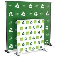 Large/Grand Format Banner Stands™
