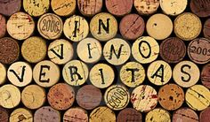In Vino Veritas = In wine ...there is truth, And and we've got plenty of corks to share with the crafters out there! Give us a call or stop by  www.winetastelifestyle.com