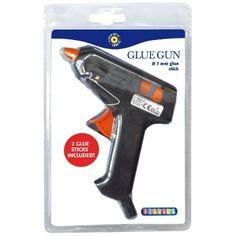Limpistol liten Glue Sticks, Glue Gun, Hair Dryer, Products, Crafting, Color Black, Decorating, Glue Guns, Dryer