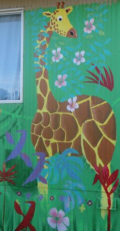 Mural by Mural Creations ~ Samantha Prentice