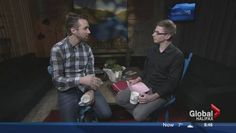 Watch Chatting with Colin MacDonald of The Trews Video Online, on GlobalNews.ca