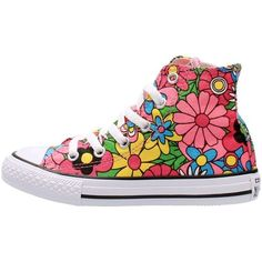 Schuhe Kinder Sneaker High Converse 652710C Sneaker Kinder Vario Vario