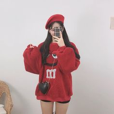 이미지: 사람 1명 이상 Classic Outfits, Cute Casual Outfits, Japanese Fashion, Korean Fashion, Mode Chanel, Pastel Outfit, Valentines Outfits, Ulzzang Fashion, Korean Outfits