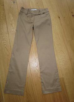 A vendre sur #vintedfrance ! http://www.vinted.fr/mode-femmes/autres-pantalons/15797514-pantalon-zara-beige-t34