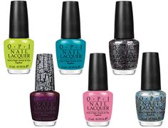 New Nicki Minaj for OPI  I got the last ones they had at the Salon Centric I cant wait to play
