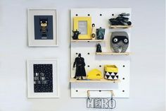 17 ways to style the Kmart pegboard | Mum's Grapevine