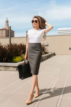 7 Spring Work Outfit Ideas