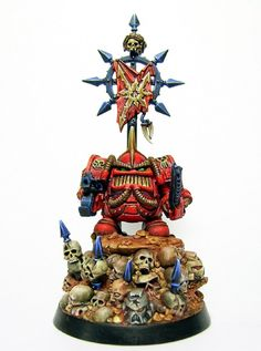 Oldhammer on a budget: Inspiring Squats Part 1
