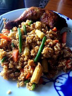 レシピとお料理がひらめくSnapDish - 3件のもぐもぐ - Fried Rice by FuzzY LiNa