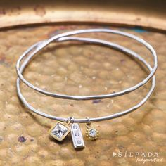 METAL MIX-UP: In the Mix Bracelet from #Silpada