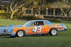 1977 Dodge Monaco #43 STP Richard Petty