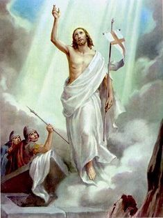 Resurrection and Ascension of Jesus Christ Photo Gallery 7 Easter Pictures Of Jesus, Jesus Pictures, Sunday Pictures, 2016 Pictures, Jesus Tomb, God Jesus, Rosary Novena, Holy Rosary, Rosary Catholic