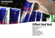 Offert Red Bull Parallel Trading Beverage Company Red Bull verkauf nur an Großhändler- Export +49-8034-7056-800 mail@beveragebroker.me