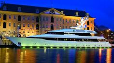 There are yachts and there are Feadships. Check out http://www.feadship.nl/