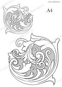 picture relating to Printable Leather Tooling Patterns known as Gallery For \u003e Printable Leather-based Tooling Styles Leather-based