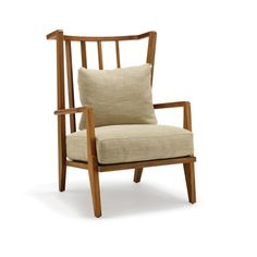 154-1 Dillon Lounge Chair, Michael S Smith