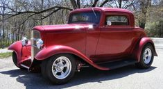 Photo of 1932 Ford 3 Window Coupe  Street Rod