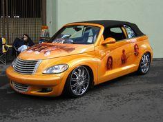 Chrysler PT Cruiser- Good Murals